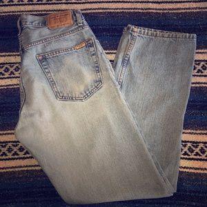 Levi's signature classic blue jeans